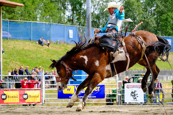 2016 The Cloverdale Rodeo & Country Fair