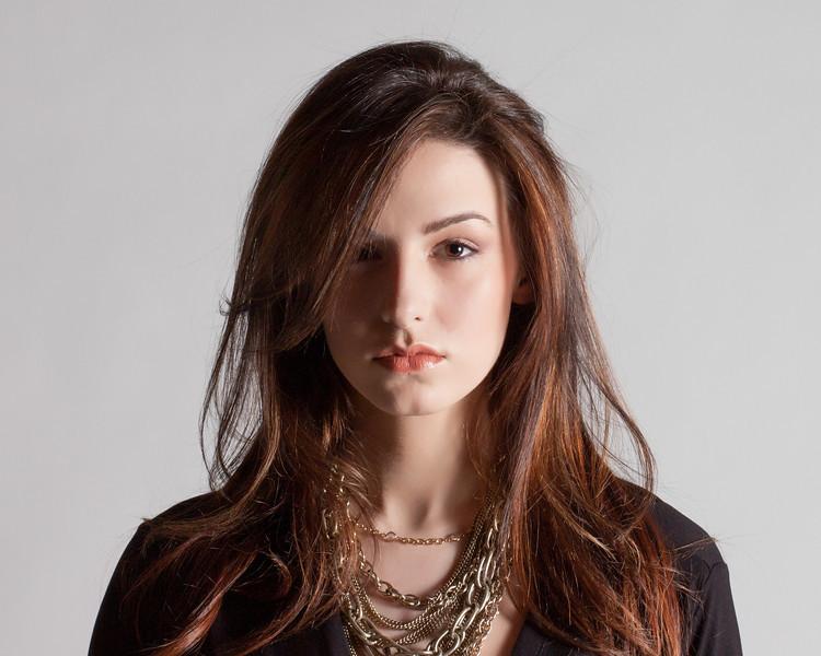 Model Robyn Norris