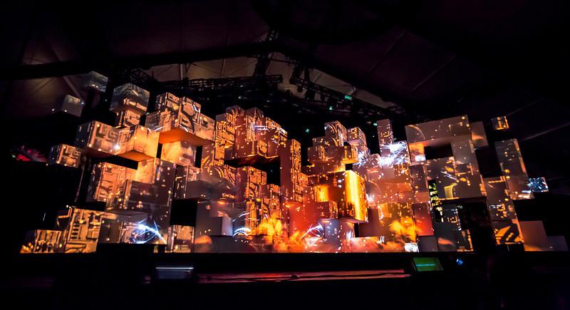 Amon Tobin ISAM 2.0 | Coachella 2012