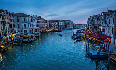 Venice Sunset (1)