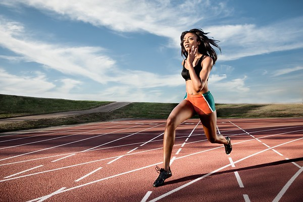 Running The Track