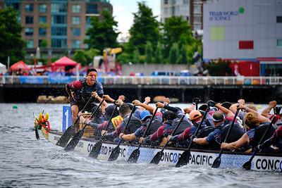 Concord Pacific Vancouver Dragon Boat Festival