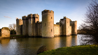 Bodiam Castle, Sussex