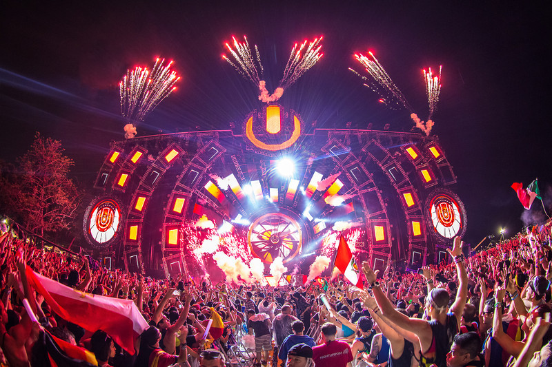Ultra Main Stage 2014