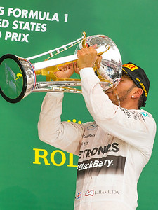 Lewis Hamilton - Mercedes.