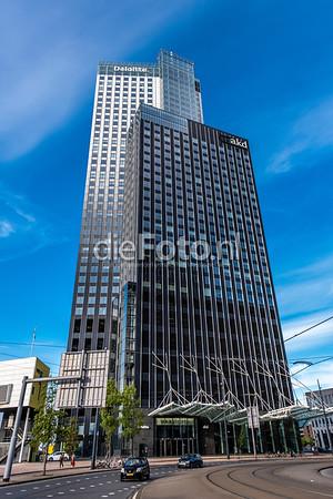 Maastoren, het hoogste gebouw van Nederland