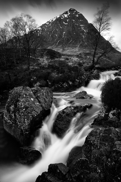 Waterfall on the River Coupall