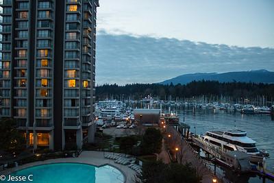 Westin Bayshore, Vancouver, British Columbia
