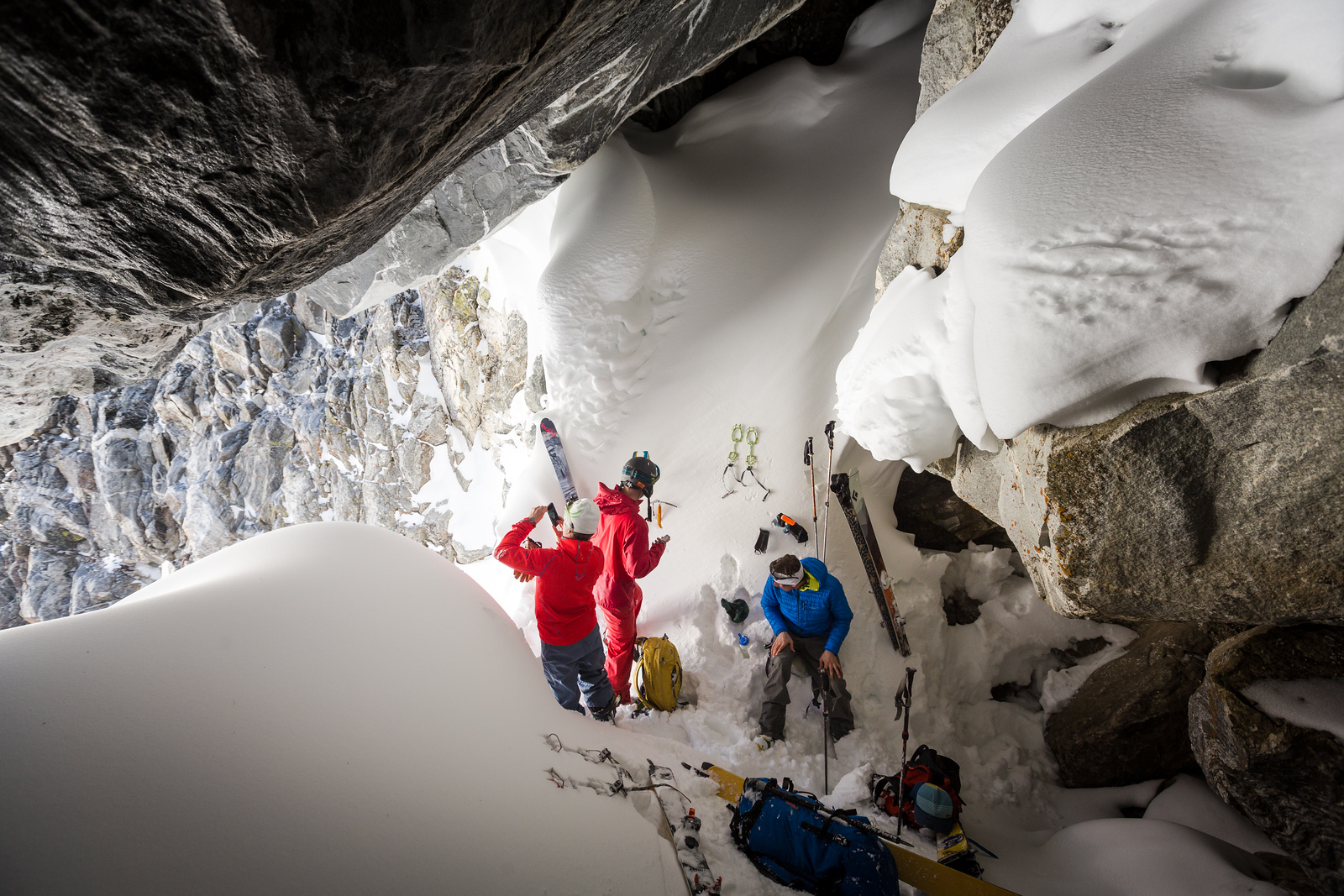 Mt Wisters secret cave of wonders