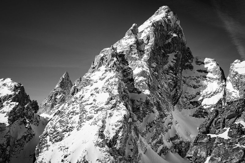 Grand Teton North Face