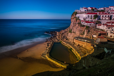 Plage das Azenhas do Mar