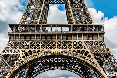 Paris; Eiffel Tower; France; City; Architecture; BeautifulMatters; Europe