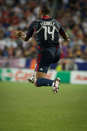 Thierry Henry, NJ