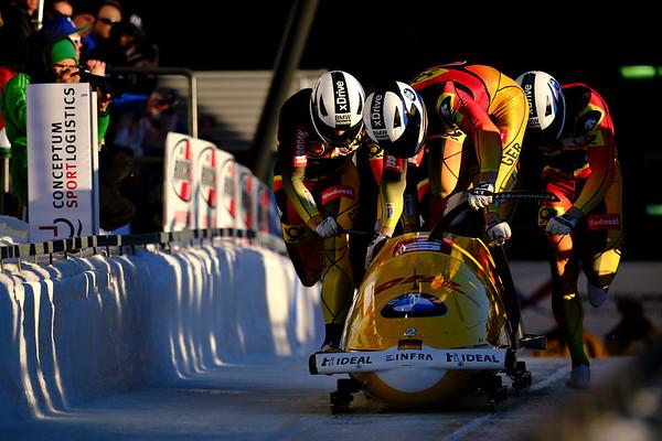 IBSF Bobsleigh & Skeleton World Championships, Whistler, Canada