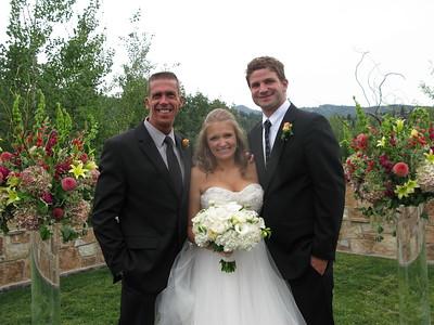 Congratulations to the newlyweds at St. Regis Deer Valley Utah