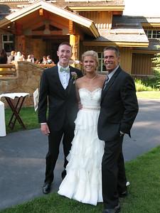 Empire Lodge wedding celebration at Deer Valley Utah