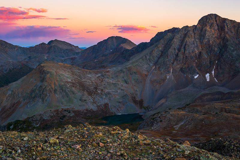 Sawatch Range Sunset