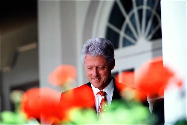 President Bill Clinton, Washington DC