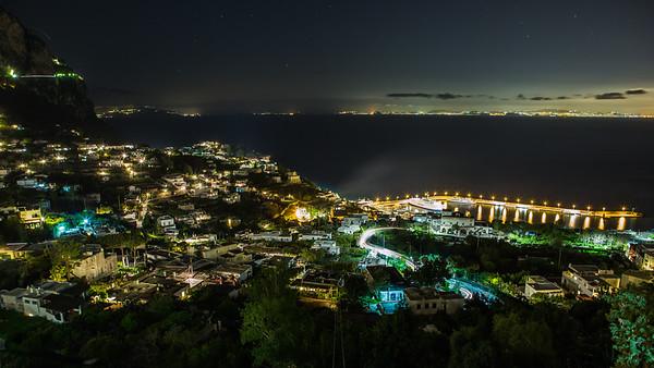 Capri at Night (1)