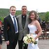 Summer wedding at High West Distillery