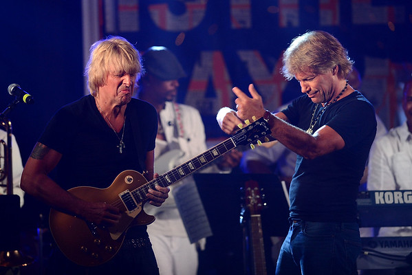 Richie Sambora & Bon Jovi, NY