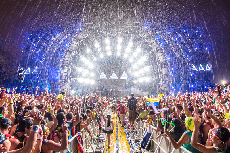 Above & Beyond at Ultra 2014