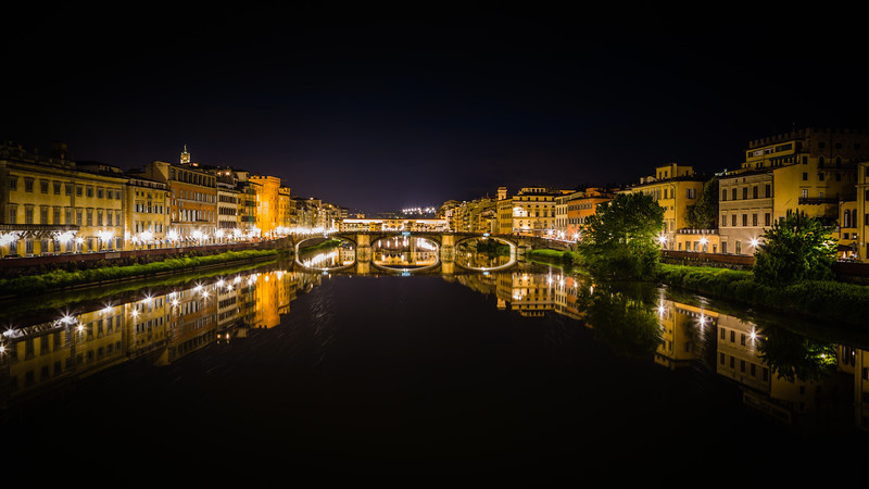 Fiume Arno, Florence (1)