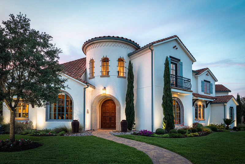 Residential Twilight Photography