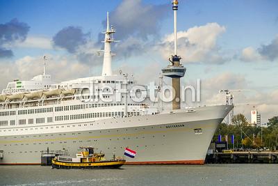SS Rotterdam Euromast en borrelboot