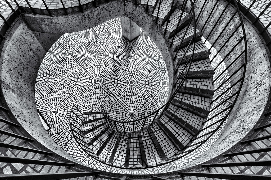 Embarcadero Stairs 2