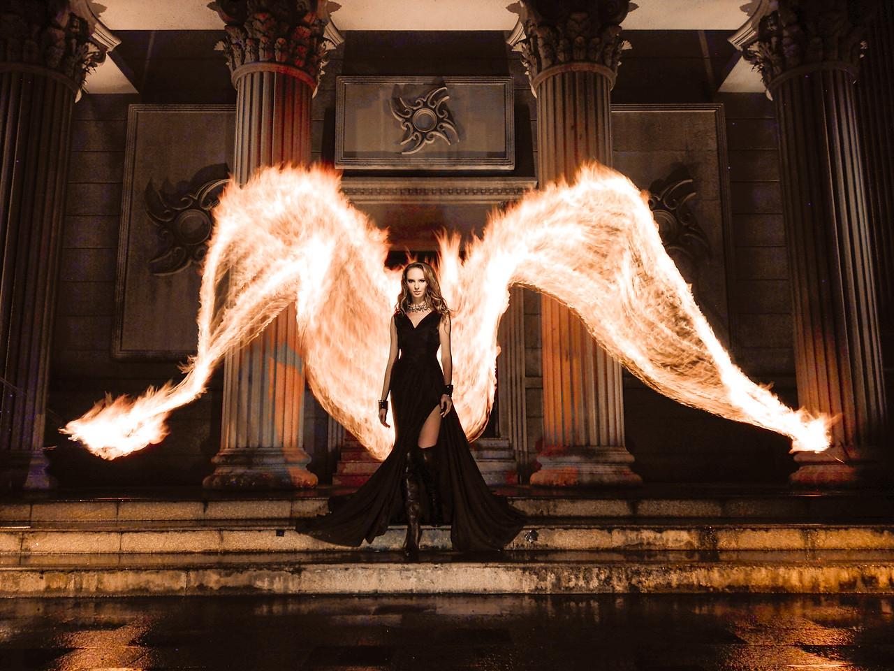 Fire Angel ft. Huawei P8