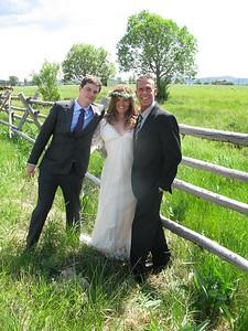 Rustic ranch wedding at High Star Ranch Kamas Utah