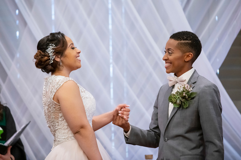 20190202 Taylor and Breona Moses Wedding Ceremony