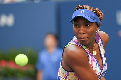 Venus Williams, NY
