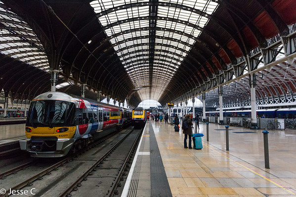 Paddington Station, London, England