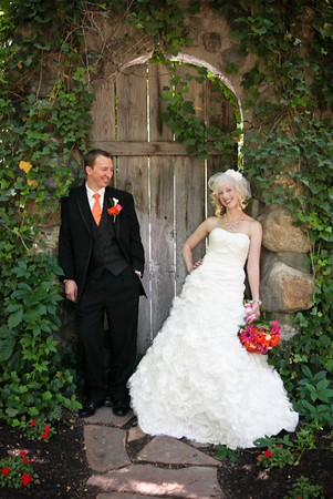 Wedding sweethearts at The Tuscany, Salt Lake City Utah