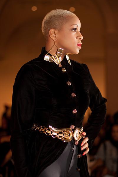 Farai Simoyi Fashion SHow