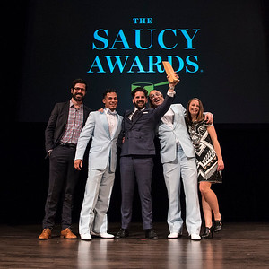 2016 Saucy Awards © 2016 Marc Fiorito w/ Gamma Nine Photography