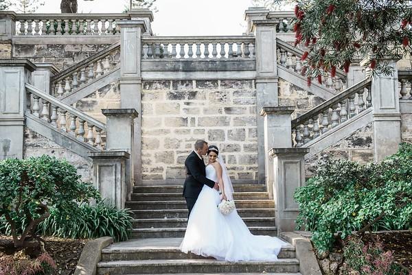 Perth Castle Wedding