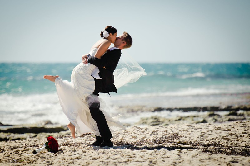 Beach Weddings Western Australia