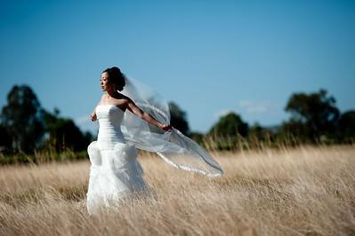 Bride Nature Photos Swan Valey