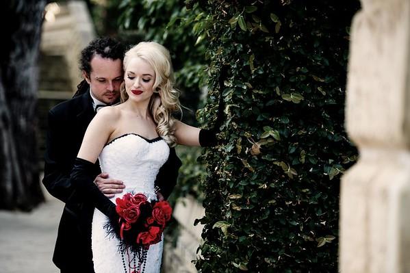 kiss me, perth real weddings