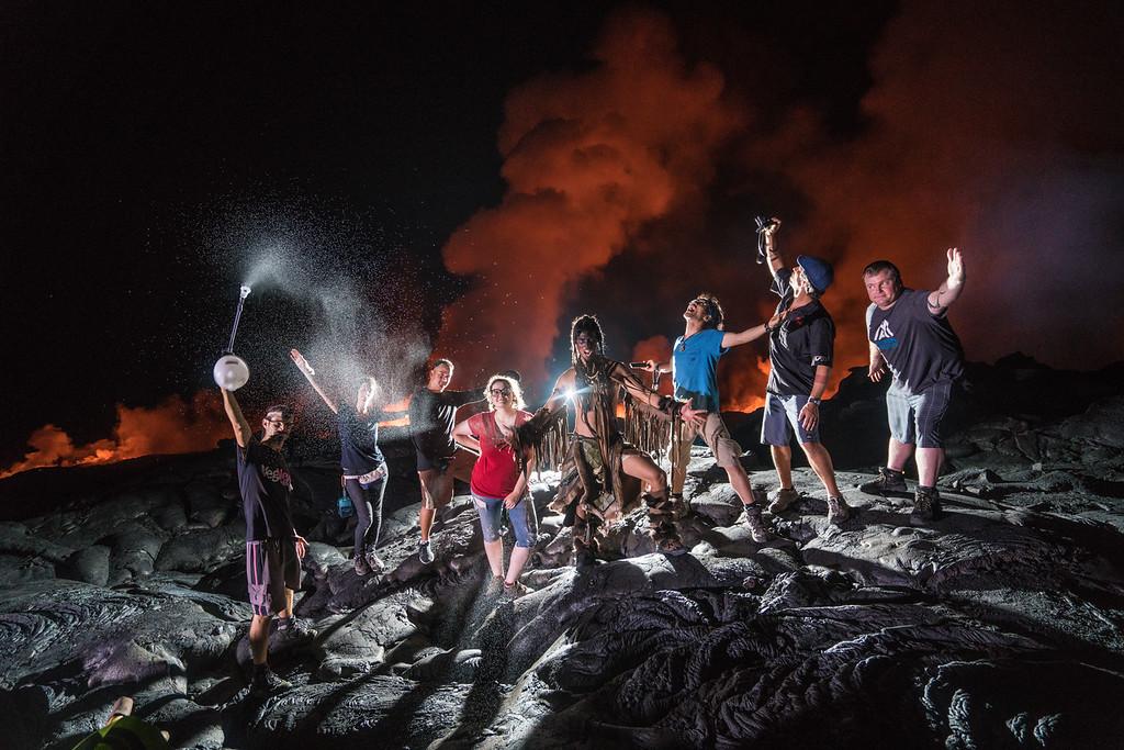 The Lava Team