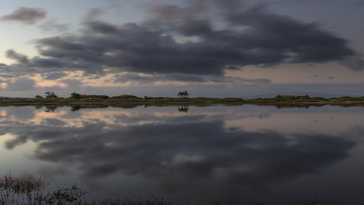"""Looking Glass""<br /> (Kealia Pond National Wildlife Refuge)"