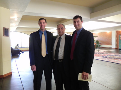 David, Thomas, & Daniel Timmons