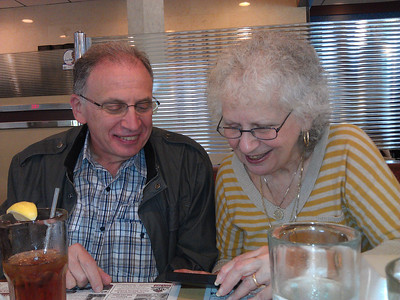 Alan and Carole