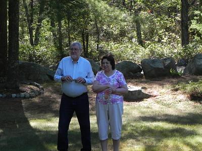 Johnny Johnson & Carol Timmons (brother & sister)