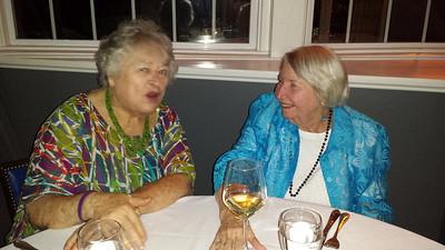 Lois Whelan & Hazel Sutherland