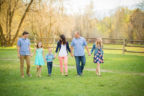 Corbridge Family-44