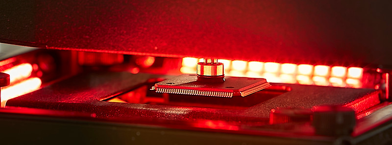 Integrated Circuit Being Measured
